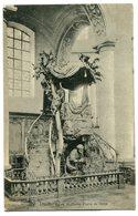CPA - Carte Postale - Belgique - Leuze - Eglise Saint Pierre - Chaire De Vérité - 1919 (SV6555) - Leuze-en-Hainaut