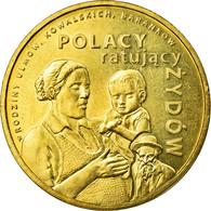 Monnaie, Pologne, Ulma, Baranek And Kowalski Families, 2 Zlote, 2012, Warsaw - Pologne