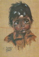 Alaska Little Eagle Painted By Audrey Young Oppel 1973 - United States