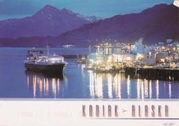 Alaska Kodiak Marine Ferry M/V Tustamena 1998 - United States