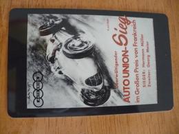 Phonecard Germany TAG F 17 Audi Car 5.000  Ex. - Altri