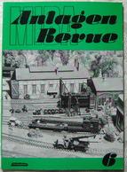 Schmalspur Auf Kleiner Fläche MIBA Anlagen Revue 6 1979 Modellbahn Ratgeber - Books And Magazines