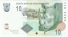 Sudáfrica - South Africa 10 Rand 2005 Pick 128a UNC - Afrique Du Sud