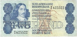 Sudáfrica - South Africa 2 Rand 1981 Pick 118b Ref 3 - Suráfrica