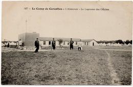 Camp De Cercottes : L'abreuvoir Et Le Logement Des Officiers (Edit. TH. G., N°507) - France