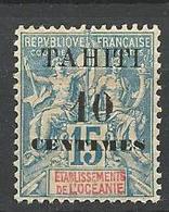 TAHITI N° 33 NEUF** LUXE  SANS CHARNIERE / MNH - Tahiti (1882-1915)