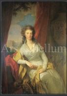 Large Postcard / ROYALTY / Unused / Tischbein / Louise / Herzogin Von Sachsen-Weimar-Eisenach / Prinzessin Von Hessen - Peintures & Tableaux
