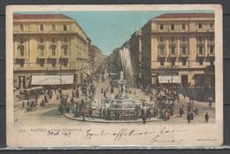 Napoli - Corso Umberto I        (g5386) - Napoli (Nepel)