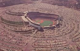 Postcard Dedger Stadium USA Baseball Stadio Stade Stadion - Baseball