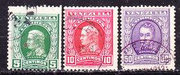 Venezuela-1911 - Usati - Venezuela
