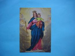 TURIN  -  TORINO  -  Santuario De Maria Ausiliatrice  -  Particolare Del Quadro  -  ITALIE - Churches