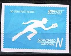 BWPost, Standard National - [7] République Fédérale