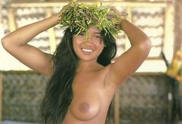 CP JOLIE TAHITIENNE - Tahiti