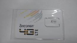 Georgia-beeline-G.S.M-sim Card-mint(899950417071338534)+3 Card Prepiad Free - Georgië