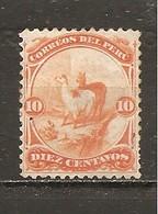 Perú  Nº Yvert  91 (MH/*) - Perú