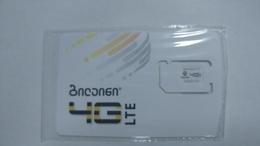Georgia-beeline-G.S.M-sim Card-mint(899950417040569173)+3 Card Prepiad Free - Georgien