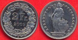 Switzerland Swiss 2 Franc 2009 AXF - Suisse