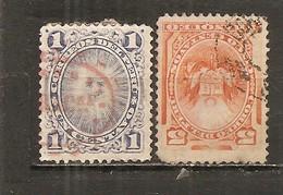 Perú  Nº Yvert  76, 78 (usado) (o) - Perú
