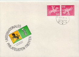 Postal History: Switzerland Cover - Switzerland