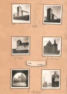 Abee L'Eglise Le Chateau  6x Foto 6x Photo - Tinlot