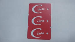 France-casino-ma Carte Casino-(212655-97806)-used Card+1card Prepiad Free - Cartes De Casino