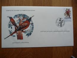 (S) Bophuthatswana 1980 FDC, Carmine Bee Eater, BirdS - Bophuthatswana