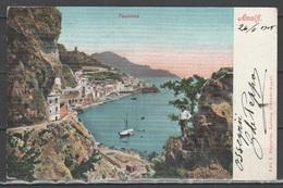 Amalfi - Panorama         (g5393) - Italia