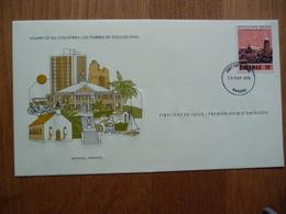 (S) Bahamas FDC 28-3-1978 Architectural Heritage - Bahamas (1973-...)