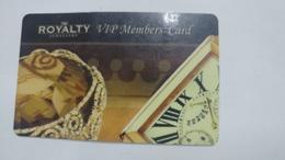 Casino-royalty-(10004854)-used Card+1card Prepiad Free - Casino Cards