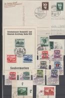 Drittes Reich , Schönes Angebot Für Den Sonderstempelsammler - Deutschland
