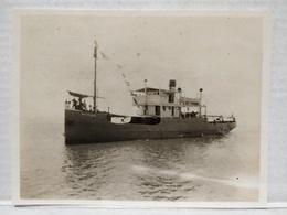 Fleuve Gambie. 1920. 11x8.5 Cm. Bateau Maypole - Afrique
