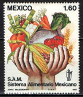 MESSICO - 1982 - SISTEMA ALIMENTARE MESSICANO - MH - Messico