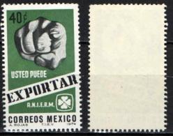 MESSICO - 1974 - PROMOZIONE DELLE ESPORTAZIONI - MNH - Messico