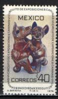 MESSICO - 1974 - ESPOSIZIONE CANINA - SENZA GOMMA - Messico