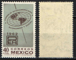 MESSICO - 1962 - CONGRESSO INTERAMERICANO ECONOMICO E SOCIALE - MNH - Messico