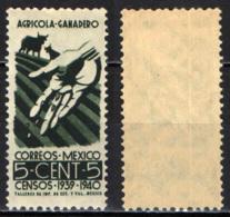 MESSICO - 1939 - SIMBOLO DELL'AGRICOLTURA - MNH - Messico