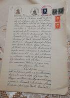 2756) Marche Bollo Fiscali Ex Colonie Eritrea Revenue 1960 Consolare Asmara - 6. 1946-.. Repubblica