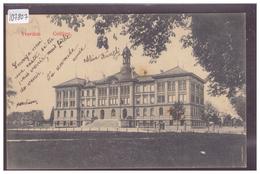 DISTRICT D'YVERDON - YVERDON- LE COLLEGE - TB - VD Vaud