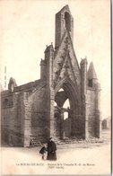 44 BATZ-SUR-MER - Ruines De La Chapelle Notre-Dame Du Murier - Batz-sur-Mer (Bourg De B.)