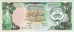 Kuwait 10 Dinars 1980-91 Pick 15c UNC - Kuwait