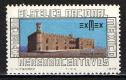 MESSICO - 1974 - ESPOSIZIONE FILATELICA NAZIONALE - MNH - Messico