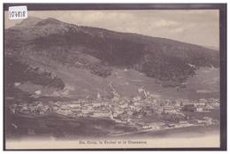 DISTRICT DE GRANDSON - SAINTE CROIX - TB - VD Vaud