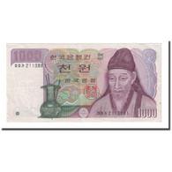 Billet, South Korea, 1000 Won, Undated (1983), KM:47, SUP - Corée Du Sud