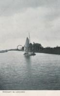 Netherlands - Ringvaart Bij Leimuiden - Sailing Boat - Sailing Vessels