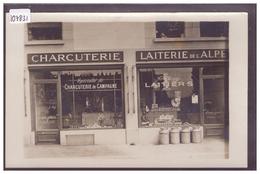 LAUSANNE - CHARCUTERIE LAITERIE DE L'ALPE -  G. MAY - TELEPHONE 65-81- A SITUER - TB - VD Vaud
