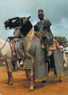 Afrique  TOGO Cavalier Cotokoli Rider (kotokoli Cheval Horse)(peuple Ethnie)  (Photo Desieux 7419)*PRIX FIXE - Togo