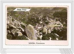 4915 AK/PC/CARTE PHOTO/831/SINTRA/PANORAMA - Portogallo