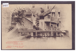 DISTRICT DE LA VALLEE - MOULIN AU BRASSUS - PAR CH. KERN - TB - VD Vaud