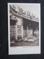 CP INDONéSIE (V08) BANDOENG ( 2 Vues) Chineesche Tempel (Klenteng) - Indonésie