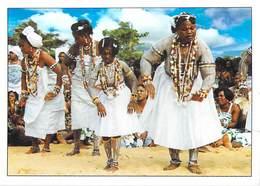 Afrique  BENIN  Cérémonie Traditionnelle (danse Dance) ( HPS Emile HAZOUME Et Lionel H. 4557)*PRIX FIXE - Benin